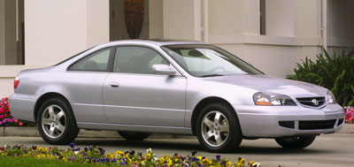 Acura on 2003 Acura Cl Review Overview