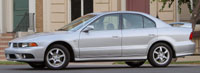2003 Mitsubishi Galant Review Summary