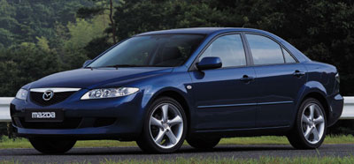 2003 Mazda MAZDA6 Review Overview