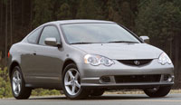 2003 Acura RSX Review Driving Impressions