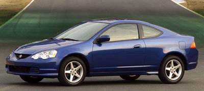 Acura  Specs on 2003 Acura Rsx Review Overview