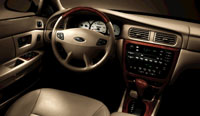 2003 Ford Taurus Review Interior Features