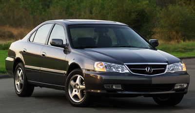 Acura Reviews on 2003 Acura Tl Review Overview