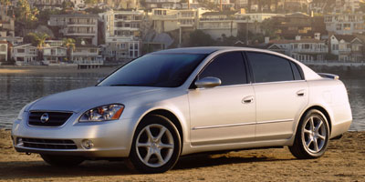 2004 Nissan Altima Review Overview