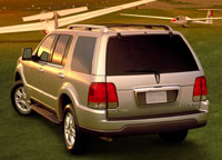 2004 Lincoln Aviator Review Walkaround