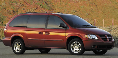 2004 Dodge Caravan Review Overview