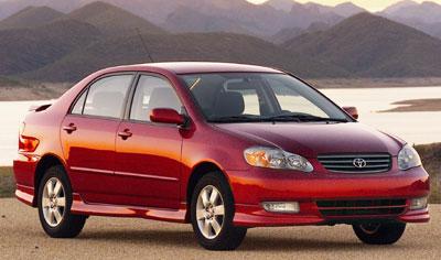 Toyota Corolla (2004)