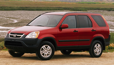 2004 Honda CR-V Review Overview