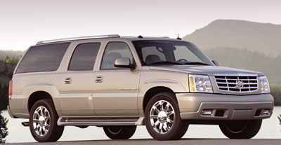 2004 Cadillac Escalade Review Overview