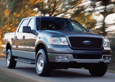 2004 Ford F-150 SuperCrew Review Overview