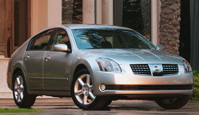 2004 Nissan Maxima Review Overview