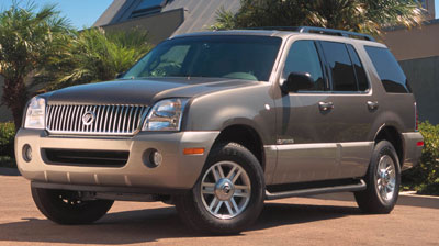 2004 Mercury Mountaineer Review Overview