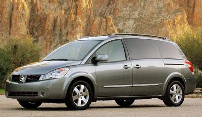 2004 Nissan Quest Review Overview