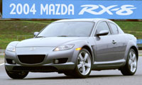2004 Mazda RX-8 Review Summary
