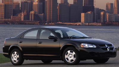 2004 Dodge Stratus Review Overview