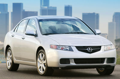 Performance Acura on 2004 Acura Tsx Review Overview