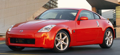 2005 Nissan 350Z Review Overview