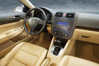 2005 Volkswagen Jetta Review Interior Features