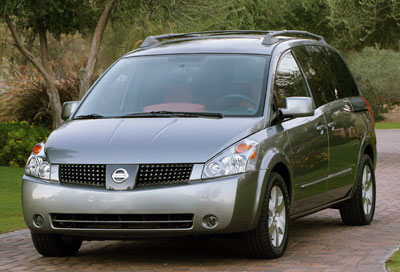 2005 Nissan Quest Review Overview
