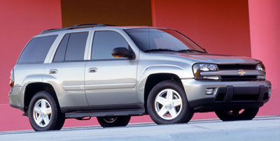 2005 Chevrolet TrailBlazer Review Overview