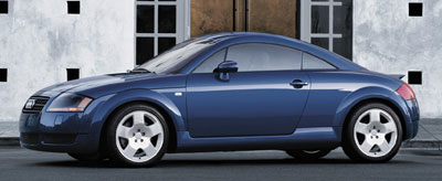 2005 Audi TT Review Overview
