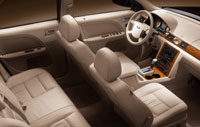 2006 Ford Five Hundred Review Interior Features