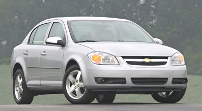 2006 Chevrolet Cobalt Review Overview
