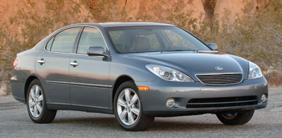 2006 Lexus ES 330 Review Overview