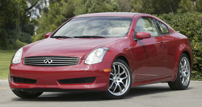 2006 Infiniti G35 Review Overview