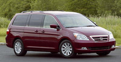 2006 Honda Odyssey Review Overview