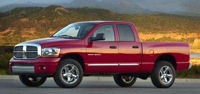 2006 Dodge Ram 3500 Review Overview