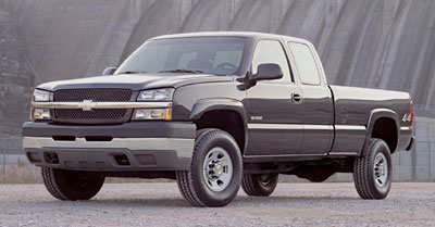 2006 Chevrolet Silverado 1500 Hybrid Review Overview
