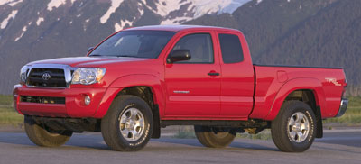 2006 Toyota Tacoma Review Overview
