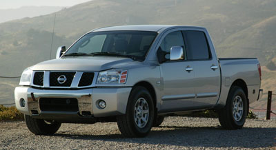 2006 Nissan Titan Review Overview