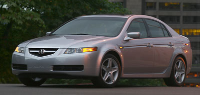 Acura Review on 2006 Acura Tl Review Overview