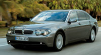 2007 BMW 760 Review Driving Impressions