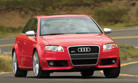 2007 Audi A4 Review Driving Impressions