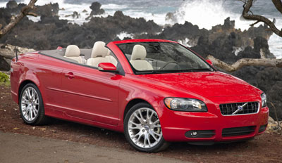 2007 Volvo C70 Review Overview