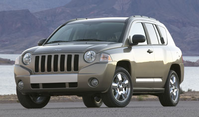 2007 Jeep Compass Review Overview