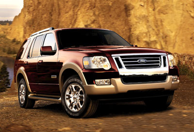 2007 Ford Explorer Review Overview
