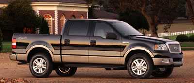 2007 Ford F-150 Review Overview