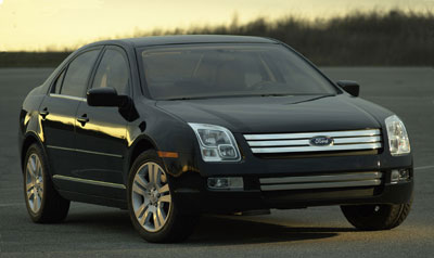 2007 Ford Fusion Review Overview