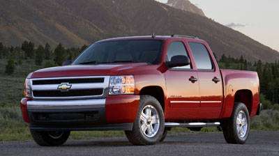 2007 Chevrolet Silverado 1500 Review Overview