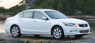2008 Honda Accord Review Overview