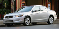 2008 Honda Accord Review Summary