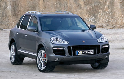 2008 Porsche Cayenne Review Overview