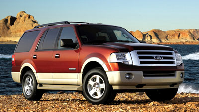 2008 Ford Expedition Review Overview