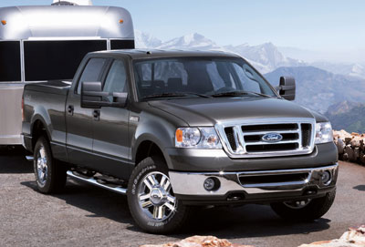 2008 ford f150 supercrew bed size. Black Bedroom Furniture Sets. Home Design Ideas