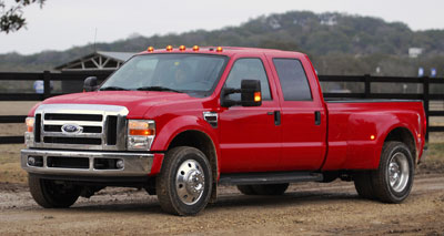 2008 Ford F-350 Review Overview