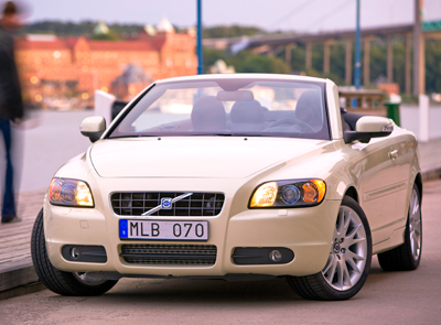 2009 Volvo C70 Review Overview